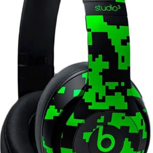 Beats by Dr. Dre Studio 3 Wireless Over the Ear Headphones Psychworld Edition